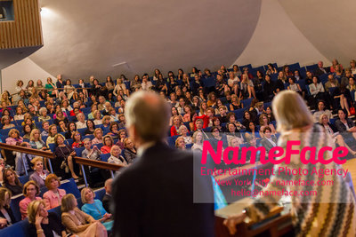 The Rockefeller University Women & Science Lecture and Luncheon Atmosphere - NameFace Photo Agency New York City - hello@nameface.com - nameface.com - Photo by