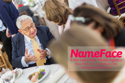 The Rockefeller University Women & Science Lecture and Luncheon Henry Kissinger - NameFace Photo Agency New York City - hello@nameface.com - nameface.com - Photo by