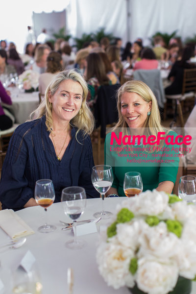 The Rockefeller University Women & Science Lecture and Luncheon Guest and Amanda Taylor - NameFace Photo Agency New York City - hello@nameface.com - nameface.com - Photo by
