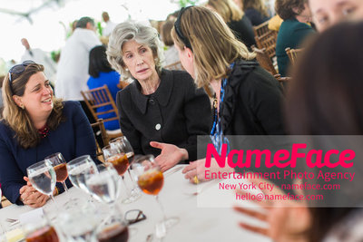 The Rockefeller University Women & Science Lecture and Luncheon Nancy Kissinger - NameFace Photo Agency New York City - hello@nameface.com - nameface.com - Photo by