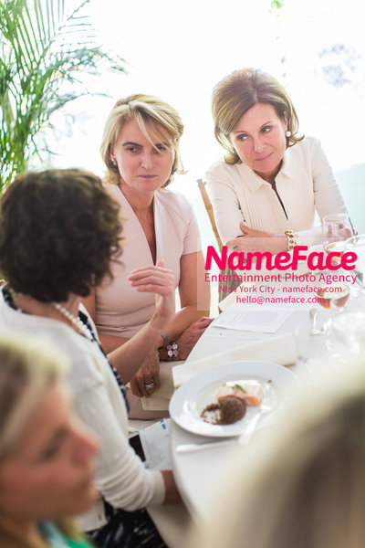 The Rockefeller University Women & Science Lecture and Luncheon Olivia Flatto and Laura Slatkin - NameFace Photo Agency New York City - hello@nameface.com - nameface.com - Photo by