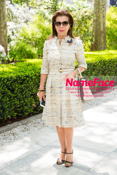 The Rockefeller University Women & Science Lecture and Luncheon Princess Firyal al-Muhammad - NameFace Photo Agency New York City - hello@nameface.com - nameface.com - Photo by