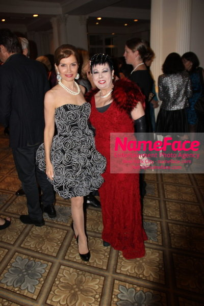 The New York Womens Foundations Annual Fall Gala Jean Shafiroff and Rosemary Ponzo - NameFace Photo Agency New York City - hello@nameface.com - nameface.com - Photo by