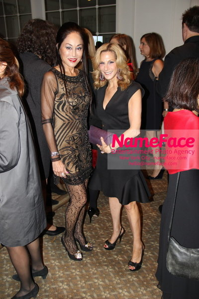 The New York Womens Foundations Annual Fall Gala Lucia Hwong Gordon and Randi Schatz - NameFace Photo Agency New York City - hello@nameface.com - nameface.com - Photo by