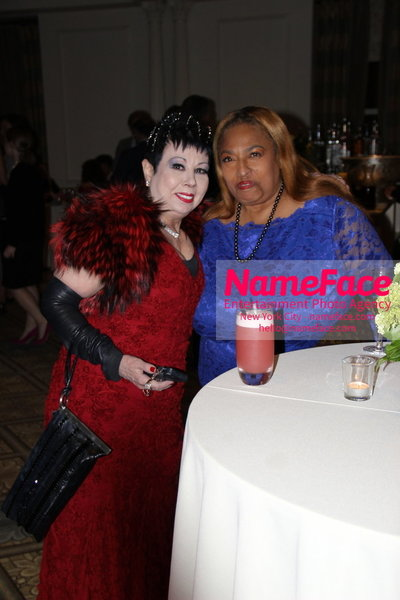 The New York Womens Foundations Annual Fall Gala Rosemary Ponzo and Flo Anthony - NameFace Photo Agency New York City - hello@nameface.com - nameface.com - Photo by