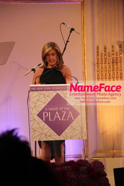 The New York Womens Foundations Annual Fall Gala Hoda Kotb - NameFace Photo Agency New York City - hello@nameface.com - nameface.com - Photo by