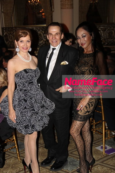 The New York Womens Foundations Annual Fall Gala Jean Shafiroff, R. Couri Hay and Lucia Hwong-Gordon - NameFace Photo Agency New York City - hello@nameface.com - nameface.com - Photo by