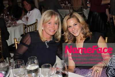 The New York Womens Foundations Annual Fall Gala Sharon Bush and Randi Schatz - NameFace Photo Agency New York City - hello@nameface.com - nameface.com - Photo by