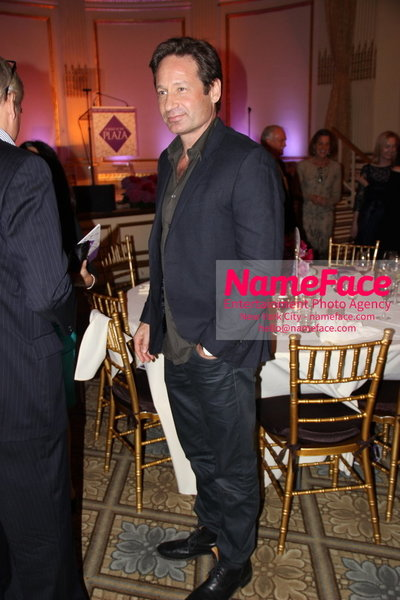 The New York Womens Foundations Annual Fall Gala David Duchovny - NameFace Photo Agency New York City - hello@nameface.com - nameface.com - Photo by