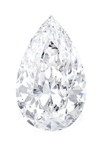 Lot 332 - Fine Platinum and Diamond Ring
