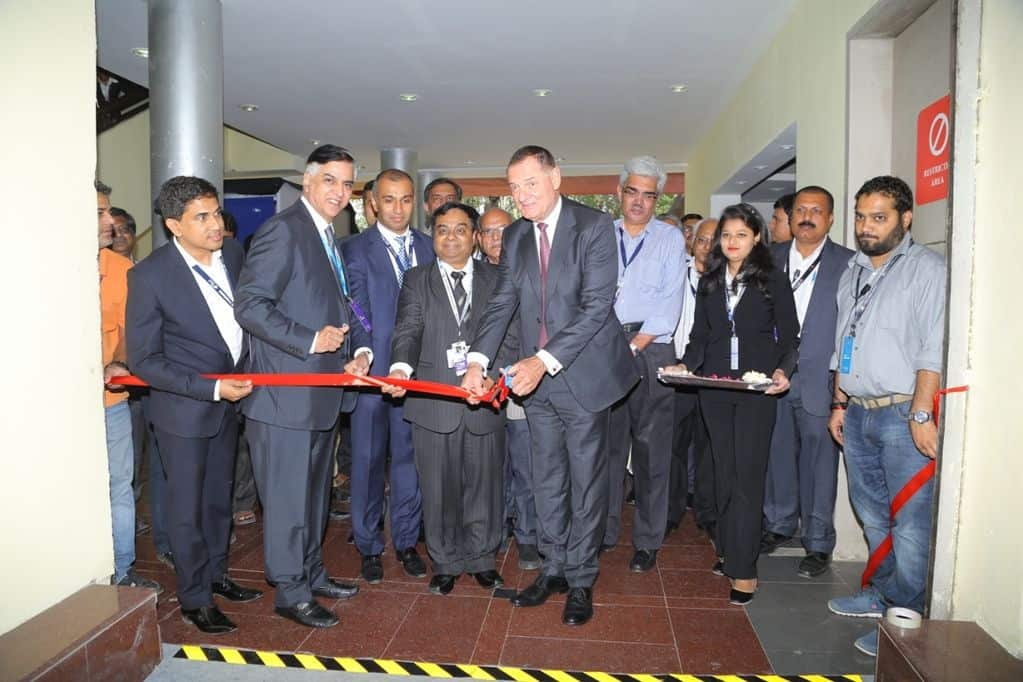 Inauguration of 10th Signature IIJS and 4th-IGJME by Ernie Blom, President of WFDB