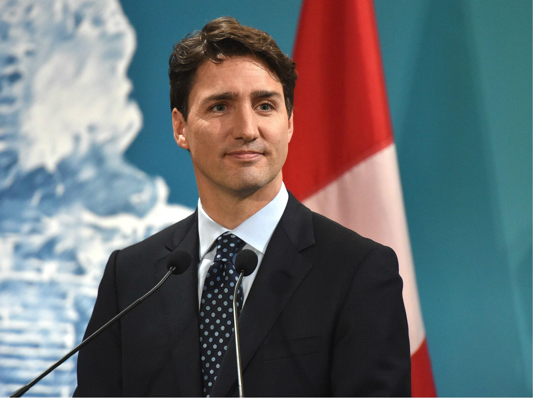 Justin Trudeau Conferred With Atlantic Council Global Citizen Award NewsWoof