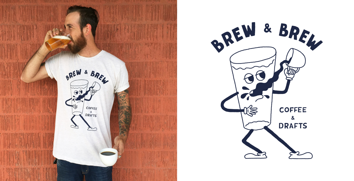 Brew&Brew-Tee