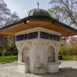 Türkenschanzpark, Yunus-Emre-Brunnen