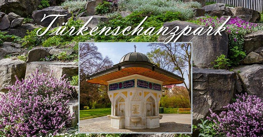 Impressionen vom Türkenschanzpark