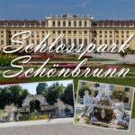 Impressionen vom Schlosspark Schönbrunn