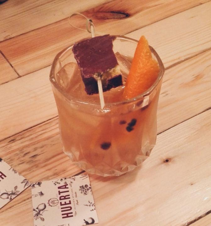 Por  el Lunes, Agosto 8, 2016 / 9:36 am en Huerta Bar Coctelería Artesanal