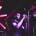 Trombone Shorty & Orleans Avenue. Photo by Jake Giles Netter.