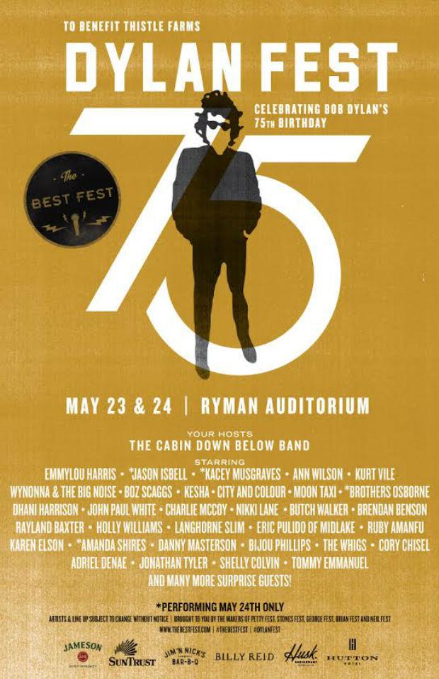 Dylan Fest update