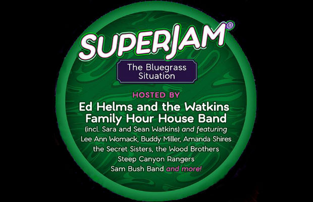 Ed Helms Superjam 2016 620