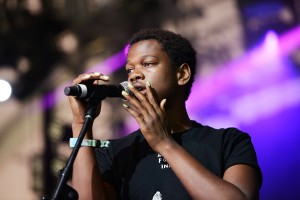 Shamir @ Bonnaroo 2016 – 6.10.16  //  Photo by Mary-Beth Blankenship