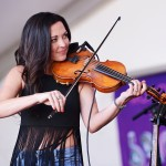 Amanda Shires @ Bonnaroo 2016 – 6.10.16  //  Photo by Mary-Beth Blankenship