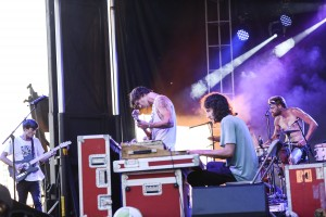 All Them Witches @ Forecastle 2016 - 7.16.16  //  Photo by Mary-Beth Blankenship