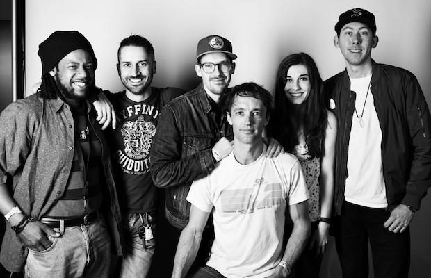 SXSW 2017 Artist Lounge portrait by Kristen Wrzesniewski/Trove Artist Management