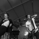 July Talk @ Bonnaroo 2017 - 6.8.17  //  Photo by Mary-Beth Blankenship