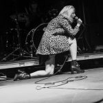 White Lung @ Riot Fest 2016 - 9.17.16  //  Photo by Mary-Beth Blankenship