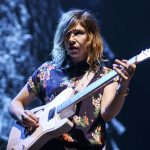 Sleater-Kinney @ Riot Fest 2016 - 9.18.16  //  Photo by Mary-Beth Blankenship