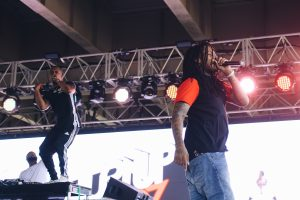 Waka Flocka Flame @ Forecastle 2017 - 7.14.17  //  Photo by Mary-Beth Blankenship