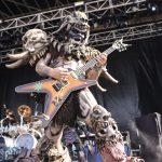 GWAR @ Riot Fest 2016 - 9.16.16  //  Photo by Mary-Beth Blankenship