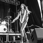 Juliette Lewis @ Riot Fest 2016 - 9.18.16  //  Photo by Mary-Beth Blankenship