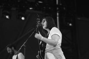 Lucy Dacus @ Forecastle 2017 - 7.15.17  //  Photo by Mary-Beth Blankenship