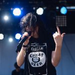 K.Flay @ Forecastle 2017 - 7.15.17  //  Photo by Mary-Beth Blankenship