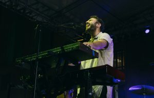Local Natives @ Live on the Green - 8.17.17  //  Photo by Amber J. Davis