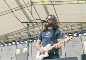 Minus the Bear @ Live on the Green - 8.17.17  //  Photo by Amber J. Davis