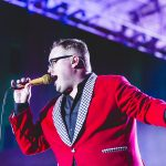 St. Paul & The Broken Bones @ Live on the Green - 8.10.17  //  Photo by Jake Giles Netter