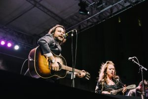 The Lone Bellow @ Live on the Green 2017 - 9.2.17  //  Photo by Jake Giles Netter