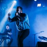 Future Islands @ Live on the Green 2017 - 9.2.17  //  Photo by Jake Giles Netter