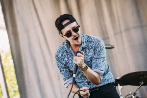 Paper Route @ Live on the Green 2017 - 9.2.17  //  Photo by Jake Giles Netter