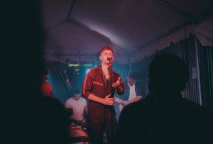 Jeffrey James @ Acme Feed & Seed - 9.26.17  //  Photo by Nolan Knight