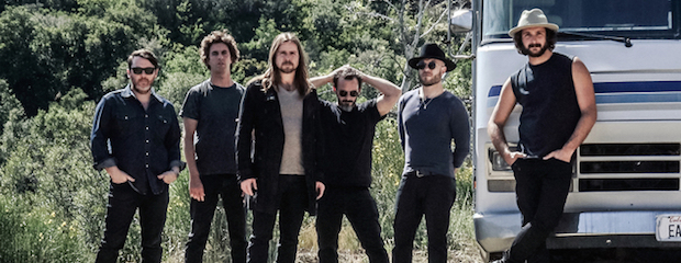 Lukas Nelson & The Promise Of The Real-AMA