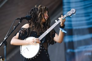 Valerie June @ Pilgrimage 2017 - 9.24.17  //  Photo by Mary-Beth Blankenship