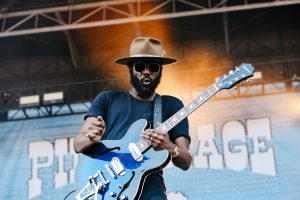 Gary Clark Jr. @ Pilgrimage 2017- 9.23.17  //  Photo by Mary-Beth Blankenship