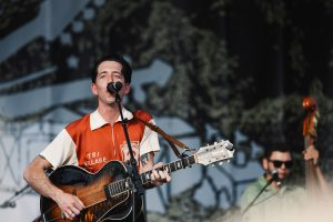 Pokey LaFarge @ Pilgrimage 2017 - 9.24.17  //  Photo by Mary-Beth Blankenship