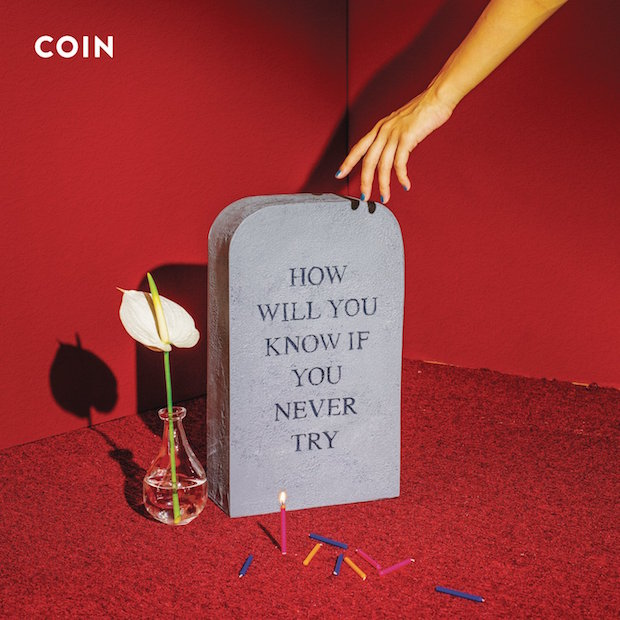 COIN-How Will You Know-Cover Art