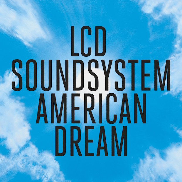 LCD Soundsystem-American Dream-Cover Art