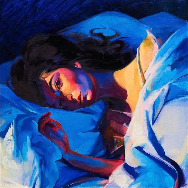 Lorde-Melodrama-Cover Art